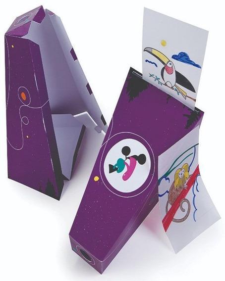 Brinquedo Meu Monóculo - Alegria Sem Bateria