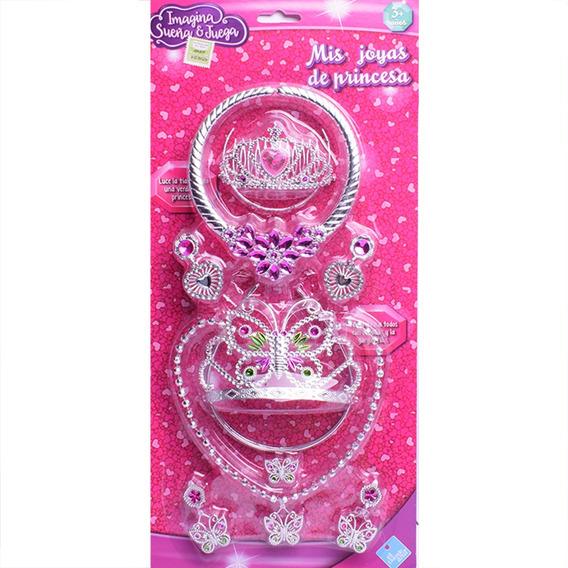 Corona Y Accesorios Mis Joyas De Princesas El Duende Azul