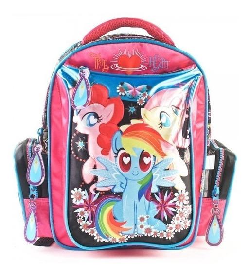 Mochila My Little Pony Jardin 12 Wabro- Sharif Express 68612