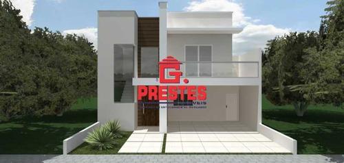 Casa Em Condomínio-à Venda-parque Residencial Villa Dos Inglezes-sorocaba - Stcn30047