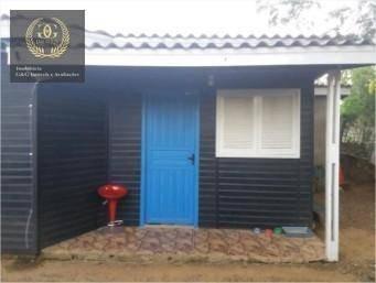 Casa Com 2 Dormitórios À Venda, 80 M² Por R$ 185.000,00 - Jardim Itapema - Viamão/rs - Ca0239