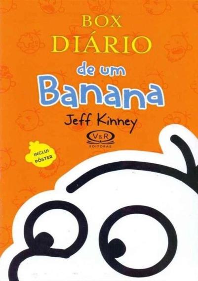 Box Diario De Um Banana - 10 Volumes