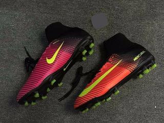 Chuteira Nike Botinha Mercurial Superfly Pronta Entrega