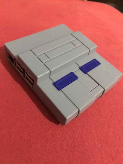 Vídeo Game Retrô - 8000 Jogos C/ 2 Controles - Supernintendo