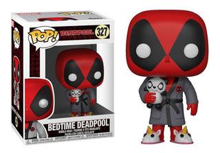 Funko Pop Deadpool En Bata Original