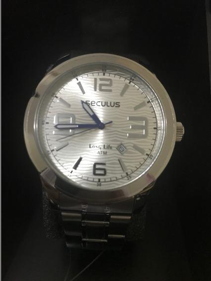 Relógio Seculus - Novo - Frete Grátis - Mod. 28339g0sgna1