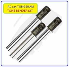 3x Transistor Ac125 Para Tone Bender Fuzz Leia Descrição