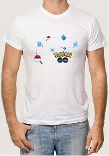 Camiseta - Pokémon Go