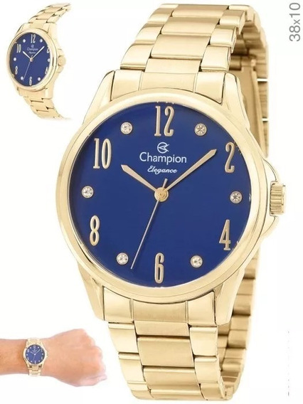 Relógio Champion Feminino Cn26242a Original + Nf