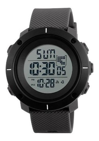 Relógio Masculino Skmei 1243 Militar Digital Esportivo Prova D