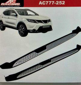 Estribos Originales Nissan Ac Racing Qashqai 15 On, Nuevos