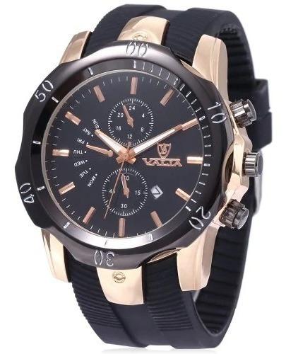 Relógio Masculino Valia Grande Estilo Invicta Promoção