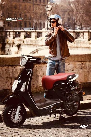 Moto Axxo New Milano 150cc Año 2020