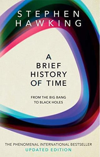 Book : Brief History Of Time From The Big Bang To Black...