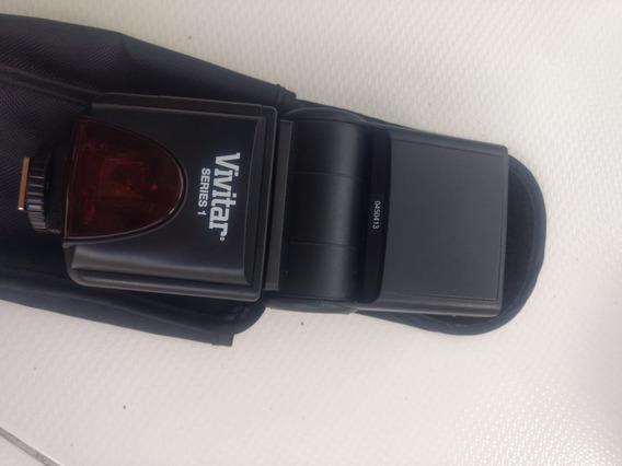 Flash Vivitar Df 383 Para Nikon