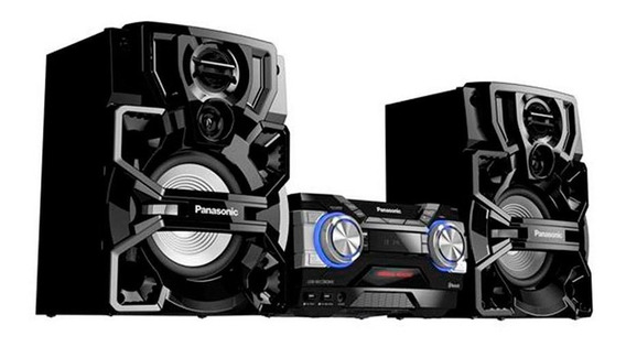 Mini System Panasonic Akx700 1.800w Bluetooth