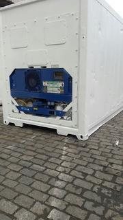 Procurando Container Refrigerado 6 Meses Garantia.