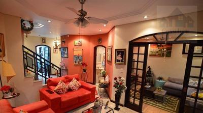 Casa Residencial À Venda, Vila Santa Rosa, Guarujá - Ca0310. - Ca0310