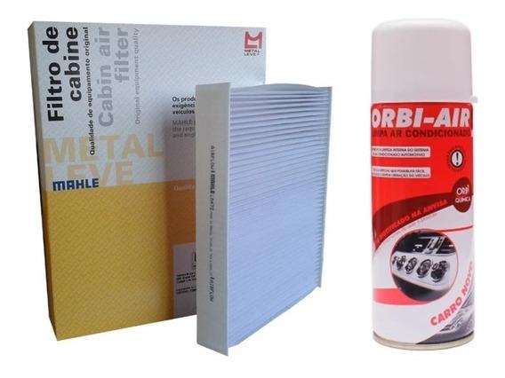 Filtro Ar Condicionado Nissan Tiida / Livina + Higienizador
