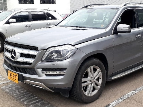 Mercedes-benz Clase Gl 2016 4.7 4matic