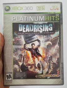 Jogo Deadrising 1 Mídia Física Original Xbox 360