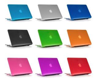 Carcasa Case Macbook Air 11/13 + Teclado + Tapones Puertos