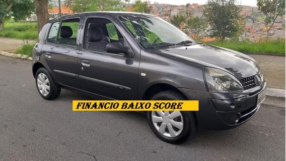 Clio 2005 Financiamento Com Score Baixo
