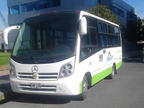 Buseta Mercedes Benz Lo712 Carroceria Busscar