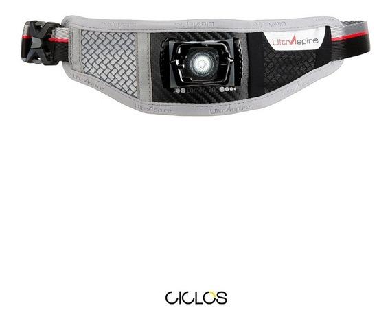 Cinturon Riñonera Running Unisex Ultraspire Luz 220lm - Ciclos