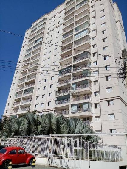 Apartamento Com 2 Dormitórios À Venda, 64 M² Por R$ 425.000,00 - Bosque - Campinas/sp - Ap18207