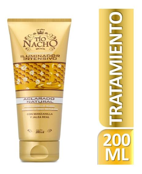 Tío Nacho Tratamiento Iluminador Intensivo X 200ml