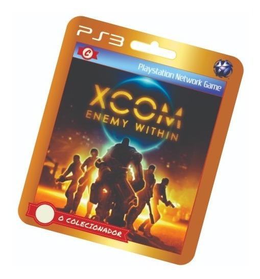 Xcom Enemy Within Em Oferta!!
