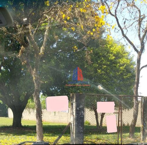Terreno À Venda, 1000 M² Por R$ 500.000 - Condomínio Portal Dos Nobres - Portal Dos Nobres - Americana/sp - Te0326