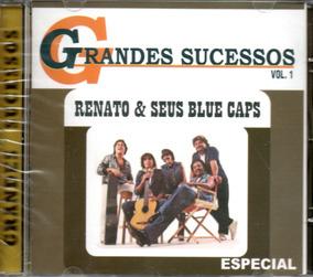 Cd Renato E Seus Blue Caps - Grandes Sucessos Vol. 1