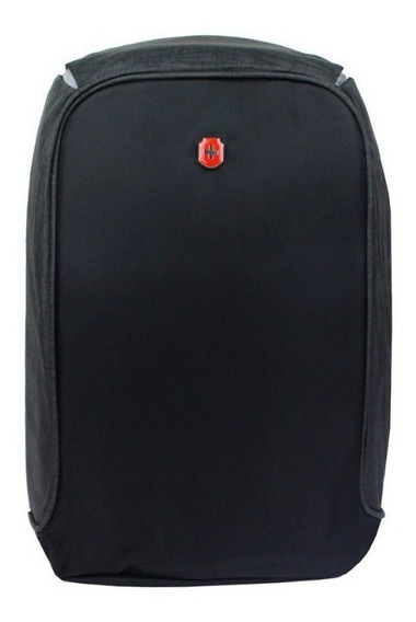 Swissland Mochila Anti Furto Notebook Laptop Usb Ys28056