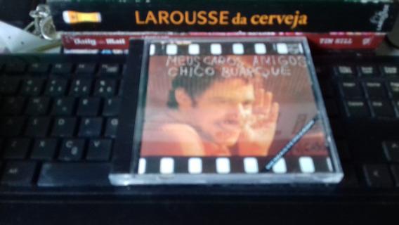 Cd Meus Caros Amigos - Chico Buarque - Original