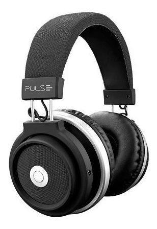 Fone De Ouvido Headphone Bluetooth Large Preto Ph230 Pulse