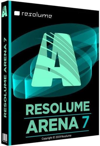 Imagem 1 de 1 de Resolume Arena 7.3.3 Windows