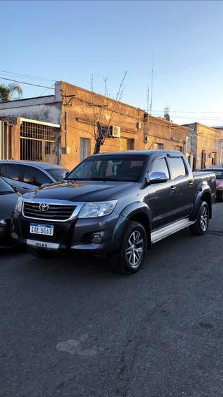 Toyota Hilux 2015 2.7 Nafta 4x4
