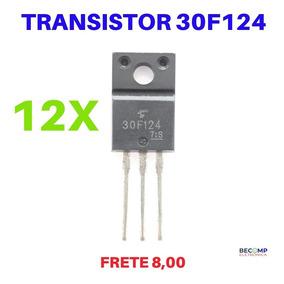 Transistor 30f124 Gt30f124 Novo E Original 12pçs