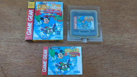 Legend Of Ilusion Mickey Mouse Game Gear Frete Gratis 12xs/j