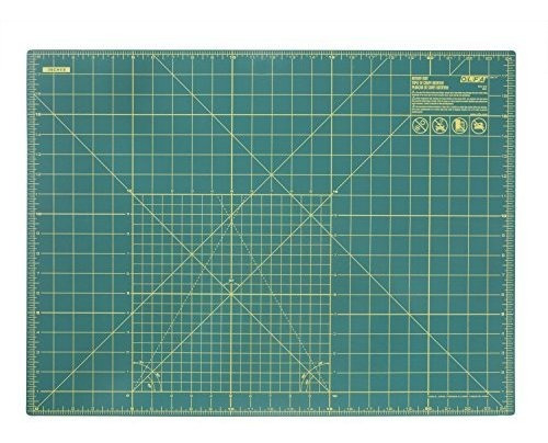 Olfa 24 X 36 Double-sided, Self-healing Rotary Mat