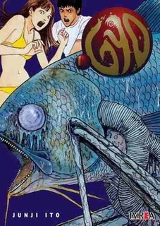 Gyo 1 Junji Ito Ivrea Sin Sobrecubierta