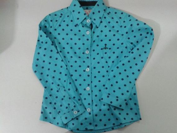 Camisa Social Menina