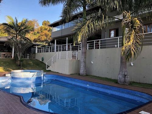 Casa Moderna Mansao Com Maravilhoso Lazer! - 1050