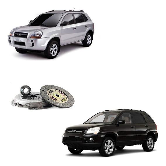 Kit De Embreagem Hyundai Tucson Kia Sportage