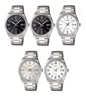 Reloj Casio Mtp-1302d Varios Colores Agente Oficial