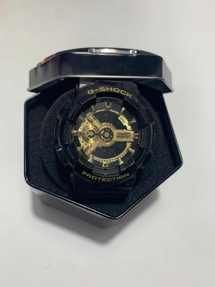 G Shock 20 Bar Gold