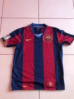 Jersey Barcelona Local 50 Años Nou Camp 2007
