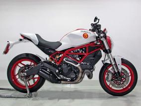 Ducati - Monster 797 - 2018 Branca